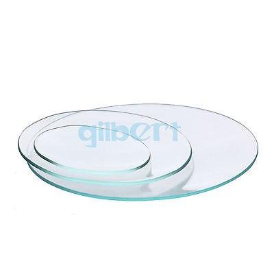 45/60/70/80/90/100mm Watch Glass Beaker Cover Domed Hard Glass Laboratory Chemistry Equipment