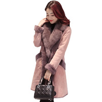 Fur & Faux Fur Coat For Women Fur Tops & Jacket Female Artificial Sheepskin Coats Fluffy Fox Fur Fashion High Quality Clothing