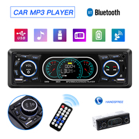 Car Radio Car Autoradio Remote Control car radio stereo 1 Din Bluetooth AUX/TF/USB Auto Radio Phone Charging Audio Car autoradio