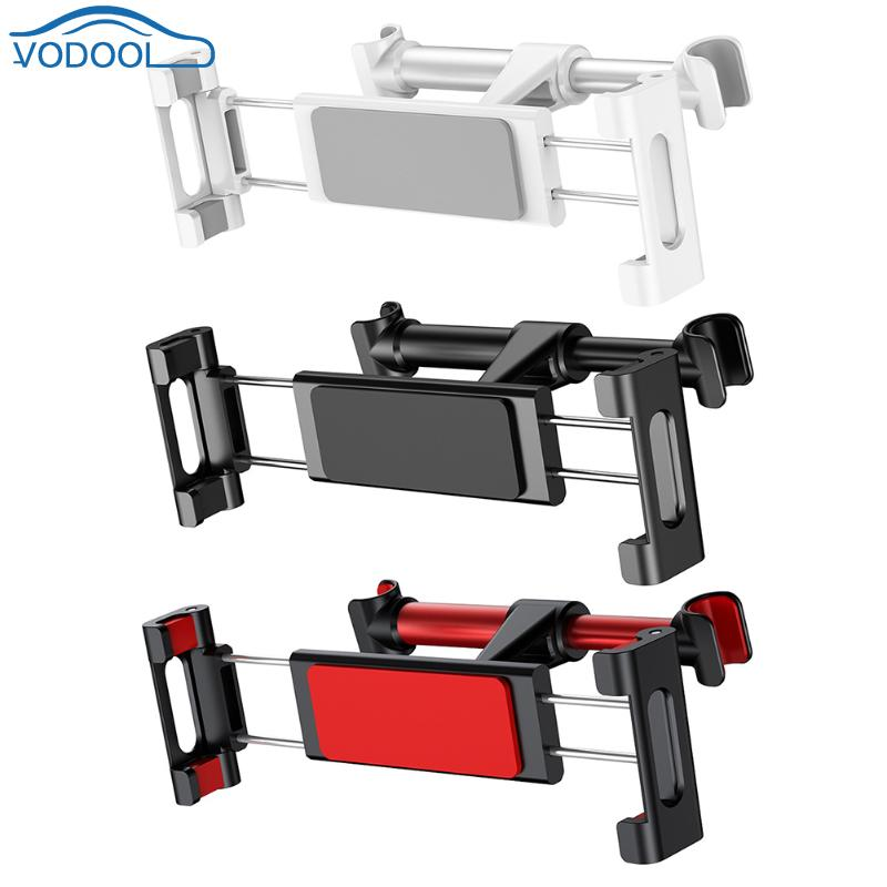 Car Back Seat Head Rest Mount Multifunctional Buckle Type Holder Bracket For 4.7-12.9inch Tablet PC Smart Phone Car Styling