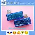 Цифровой USB Mobile Power зарядки ток напряжение Метр Тестер Мини-usb зарядное устройство доктор вольтметр амперметр