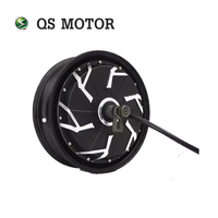 quanshun motor 12*3.5inch 5000W 260 45H V3 E Scooter Hub Motor brushless dc motor for electric motorbike