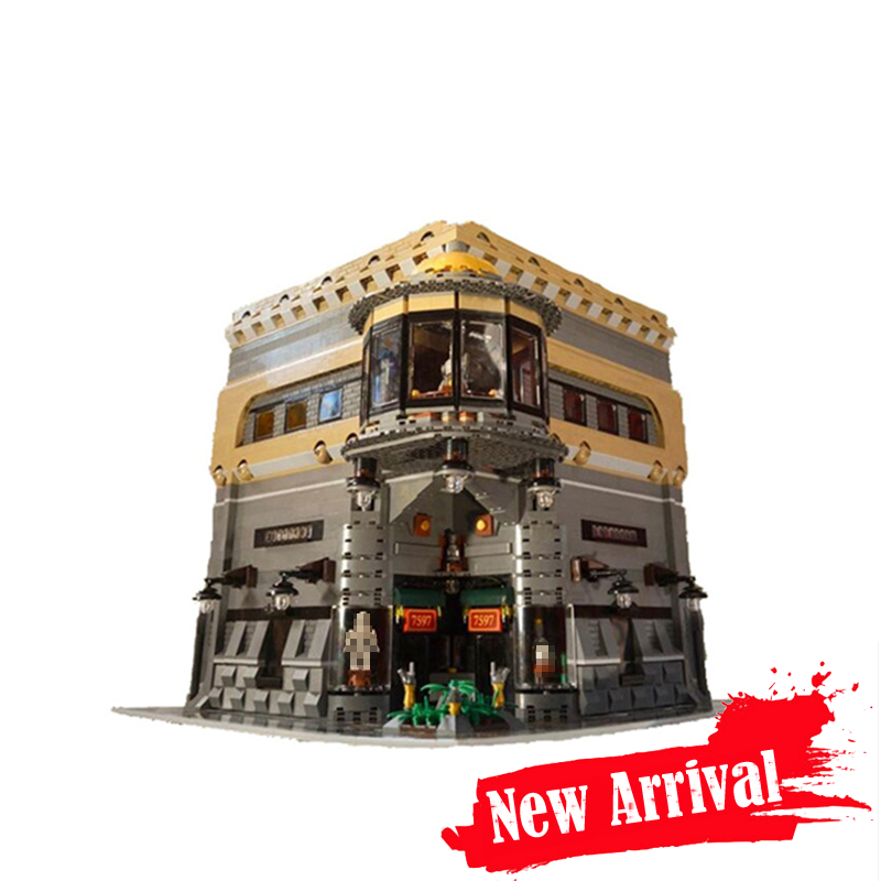 LEPIN 15015 5003pcs City Creator The dinosaur museum MOC Model Building Kits Blocks Brick fun Toys for children gifts brinquedos lepin 15018 3196pcs creator city series sunshine hotel model building kits brick toy compatible christmas gifts