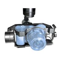 Promo Z6K Pro Drone cardán para SONY A6000 A7 DSLR cámara con Zoom registro y disparador para cámara Drone 3Aixs alta estabilización