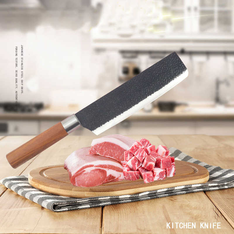 Liang Da New Cooking Tools High Quality Stainless Steel Knives Set Japanese Cooking Knife Very Sharp Santoku Chef Kitchen Knives