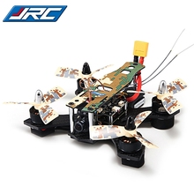 Newest DIY Mini Drone JJRC JJPRO P130 Battler 130mm with 5.8G FPV 800TVL 2.4GHz 6CH RC Racing Quadcopter Multicopter ARF