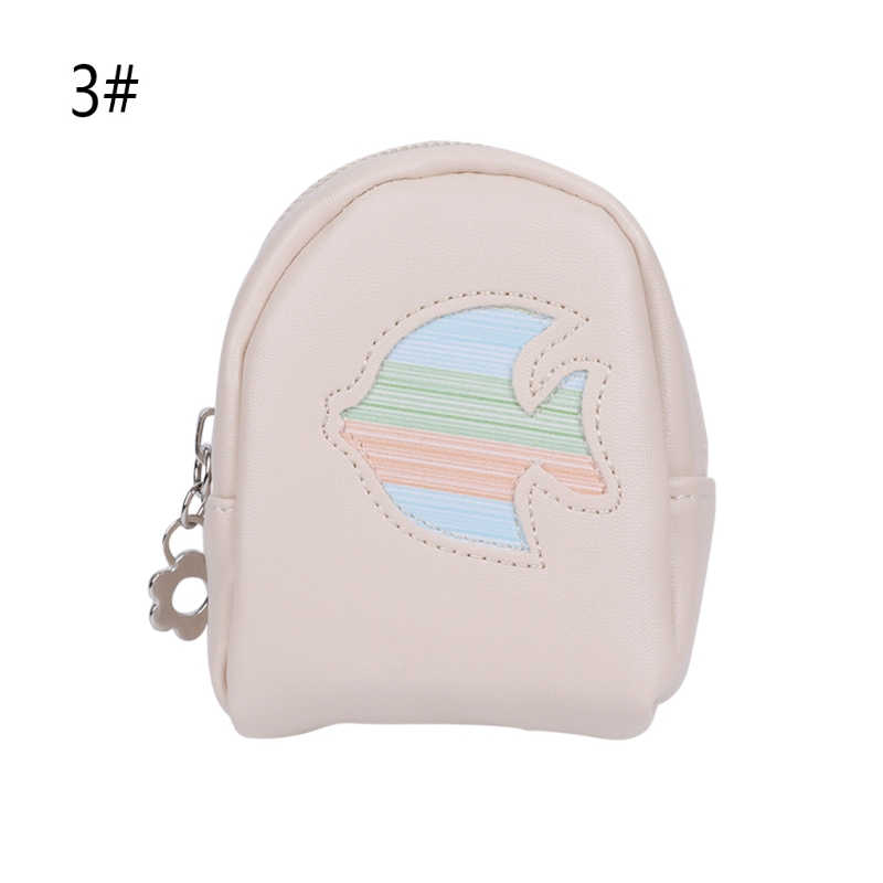 91819f12efa2 ... THINKTHENDO Fashion Portable Coin Purse Women Girl Children Backpack  Coin Leather Wallet Small Hand Pouch Purse ...
