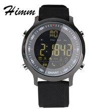 Оригинальный EX18 Smart Watch Спорт Bluetooth 4.0 5ATM водонепроницаемый IP67 Smart Watch браслет Секундомер Будильник долгого ожидания