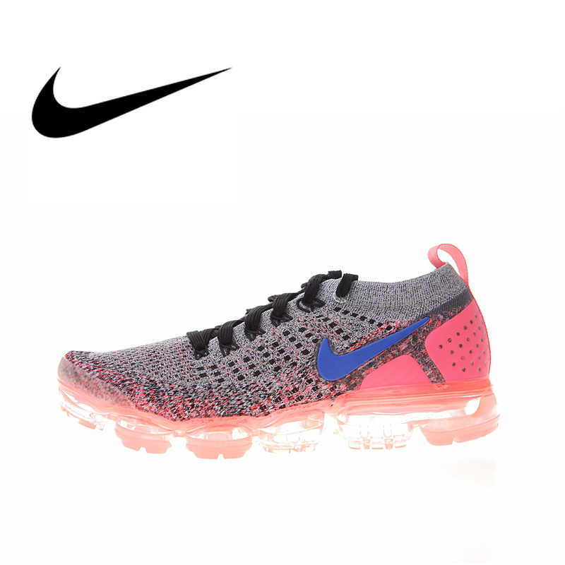 816b99c2f0b00 Original Authentic NIKE AIR VAPORMAX FLYKNIT 2 Womens Running Shoes  Sneakers Sport Outdoor Designer 2019 New