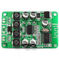 TPA3110 Dual Channel 2x15W Bluetooth Audio Power Amplifier Board For 4 6 8 10 Ohm Speaker