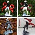 Tokyo Ghoul Kaneki Ken Figura Modelo Toy Anime Figuras de Ação brinquedos Dos Desenhos Animados pvc figuras de Ação de Tóquio Ghoul (4 tipos para escolher)