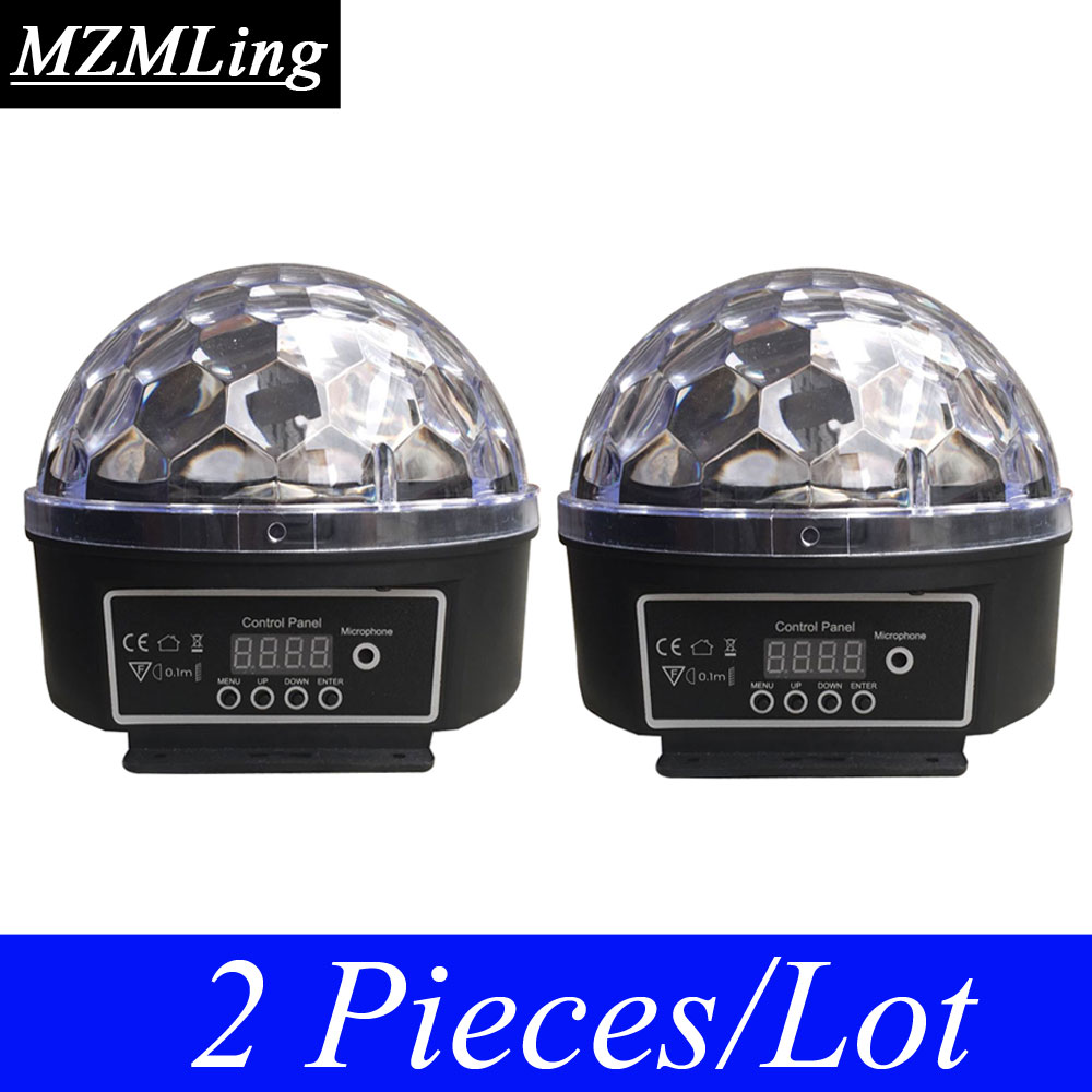 Led RGB Crystal Magic Ball Effect Light DJ/Fest/Home Light Stage /Party Light Stage Machine mini rgb led party disco club dj light crystal magic ball effect stage lighting