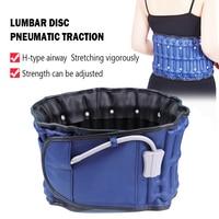Lumbar Traction Belt Inflatable Traction Orthopedic Belt Adjustable Back Prevent Cure Waist Vertebra Disease Massage Waist