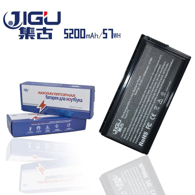 JIGU Batterie D'ordinateur Portable 90-NLF1B2000Y A32-F5 Pour Asus F5 F5C F5GL F5M F5N F5R F5RI F5SL F5Sr F5V F5VI F5Z X50 x50C X50M X50N X50R