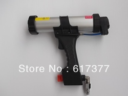 Good Quality Retail DIY&Professional 9 Inches for 310ml Sausage or Soft Pack Pneumatic Caulking Gun