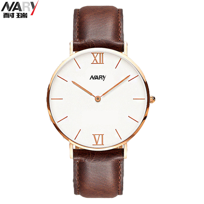 NARY Brand Men Casual Sport Watch Man Fashion Dress Watches Male Business Quartz Military Men's Wristwatch Boy Relogio Masculino brand men casual sport watch women fashion dress watches male business quartz military clock ladies relogio masculino page 2
