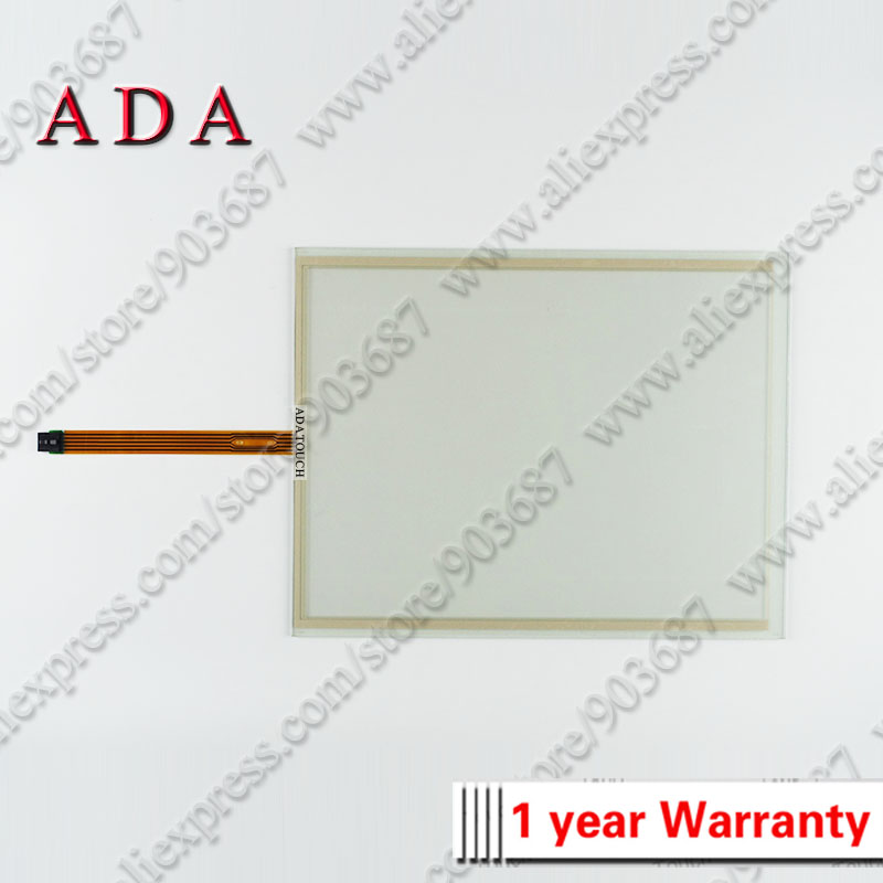 Persevering Touch Screen Panel Digitizer For 6av7704-2dc40-0ad0 Panel Pc 870 15 Touch 3.3mm Thickness Brand New And High Quality Pure Whiteness Computer & Office
