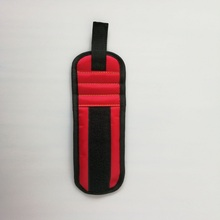 Hoomall Magnetic Wristband Strong Magnets Holding Screws Nails Drill Bits Great Tool Bag Perfect For Auto Repair Bags For Tool