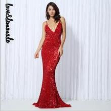c0a025ab24 Buy sequin dress red and get free shipping on AliExpress.com