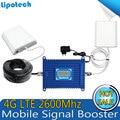 2017 70dbi lintratek 4g lte 2600 mhz cell phone signal booster móvel repetidor amplificador ao ar livre/interior painel de antenas para mts