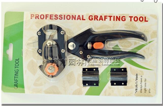 Free shipping Garden Tool enxerto fruit tree grafting machine El injerto font b knife b font