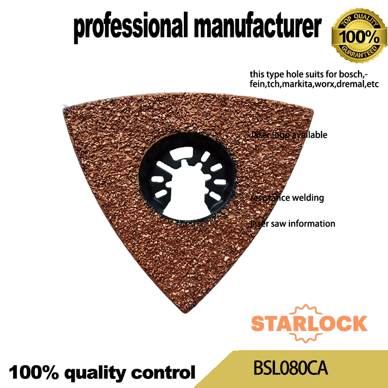 STARLOCK Oscillating Diamond Rasp For Tile Stone Brick With Oscillating Tools At Good Price And Fast Delivery
