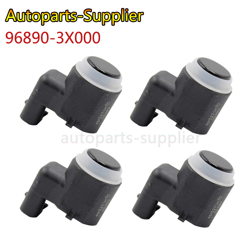 4 Pcs/Lot 968903X000 PDC Parking Sensor For HYUNDAI ELANTRA MD For AZERA 96890 3X000 968903X000PW6|Parking Sensors| |  - title=