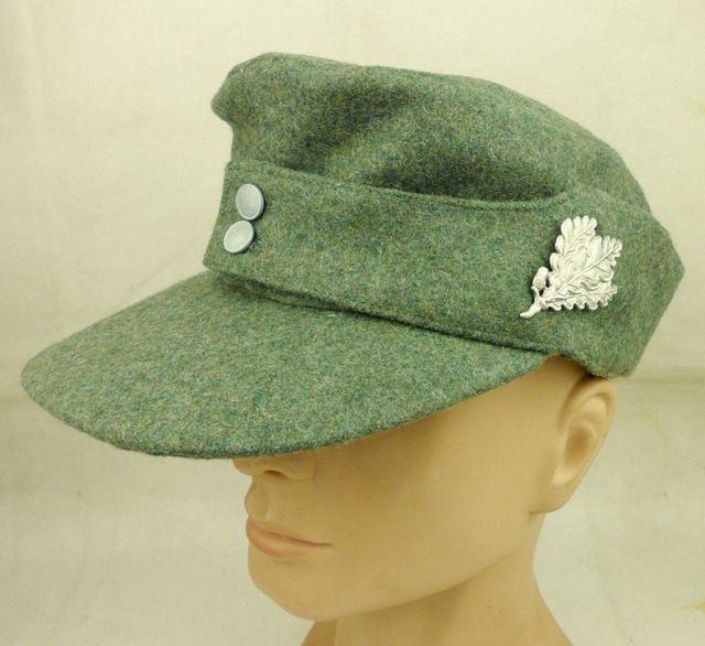675deb6d9ec WWII GERMAN ARMY MILITARY SNIPER CAP HAT SOLDIER CAP WITH BADGE HAT - SIZE  XL