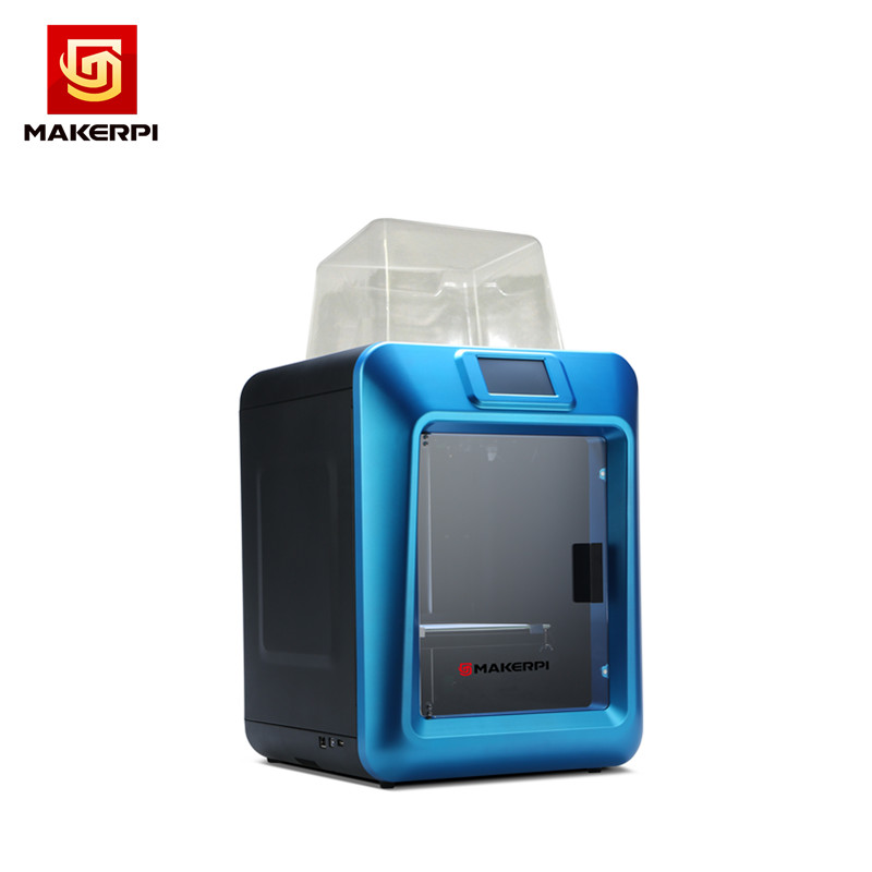 MakerPi 3D Printer K5 Plus with touch screen/Smart Leveling wifi Free Laser Engraver Dropshipping 3