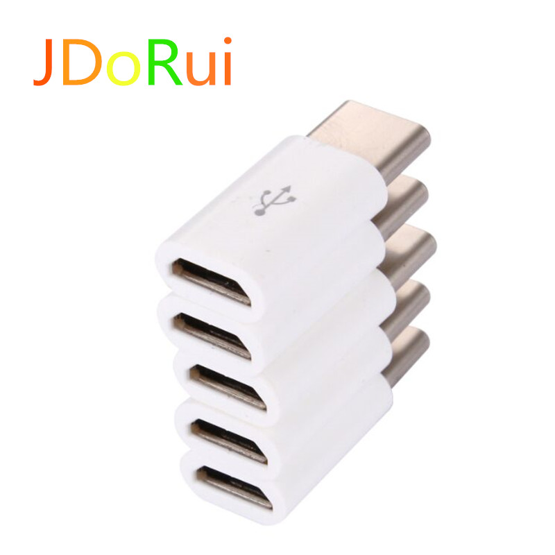 100pcs Micro USB Cable Female To 8Pin Male 30pin To 8pin 8 Pin/ Micro Usb To Usb 3.1 Type-C Adapter Connector For Iphone Samsung