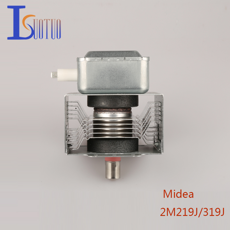 Midea Microwave oven parts original magnetron WITOL 2M319J frequency conversion Magnetron head genuine original microwave oven magnetron for midea witol 2m219j magnetic tube disassemble 9 into a new 5 microwave ovens mica