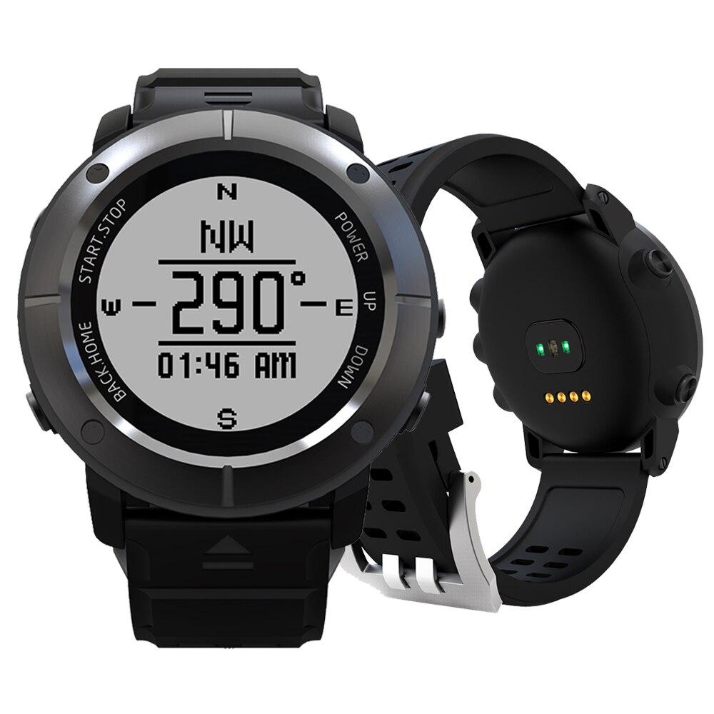 1b6c650a95e Waterpoof UW80 UW80C GPS SOS Relógio Inteligente Medidor De Pressão  Termômetro Esporte Heart Rate Monitor Pedômetro Relógio De Pulso Do  Bluetooth em ...