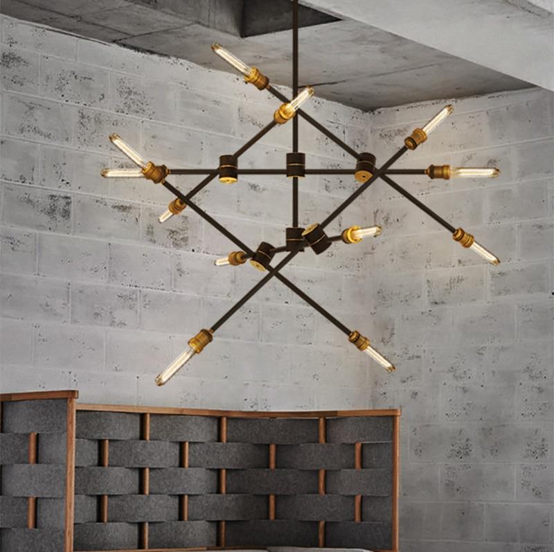 LED E27 Loft fer minimalisme lampe à LED lumière LED. suspension. suspension lampe. suspension pour salle à manger Foyer magasin