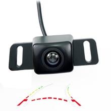 Dinamica traiettoria Auto Videocamera vista posteriore CCD di visione notturna di HD per Lifan Solano (620) TOYOTA PRIUS parcheggio della macchina fotografica impermeabile