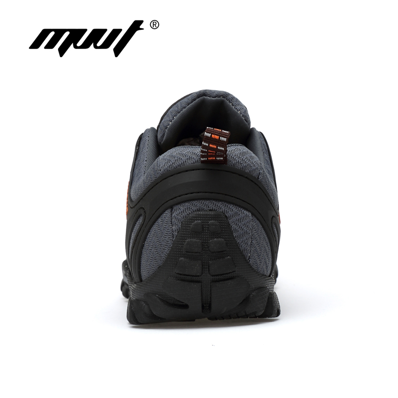 High Quality Microfiber Leahter Men Hiking Shoes Men Outdoor Non slip Sneakers Wearable Sport Shoes in Hiking Shoes from Sports Entertainment