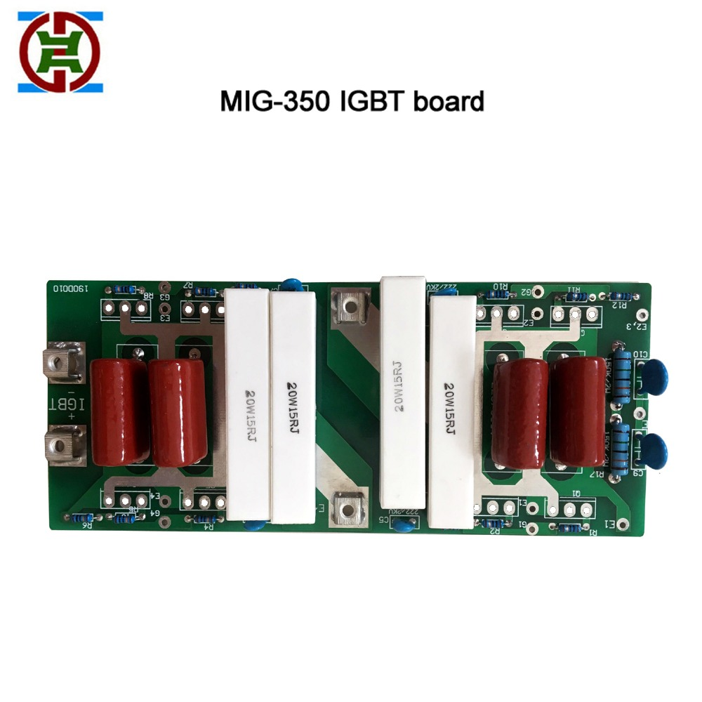 JASIC NBC350 Inverter Board IGBT Stick Bord MIG350 Inverter Board IGBT Schweißer Gas Erhaltung Schweißer (ohne IGBT rohr)