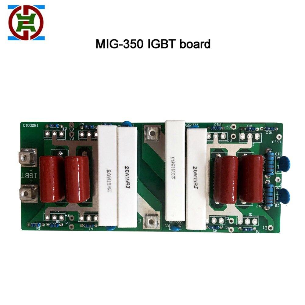 JASIC NBC350 płyta falownika IGBT napęd zarząd MIG350 płyta falownika IGBT spawarka gazu zachowanie spawacz (bez IGBT rury)