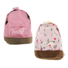 1:6 Scale Female Doll Floral Backpack Bag for 12inch Doll, Action Figures, Hot Toys(China)