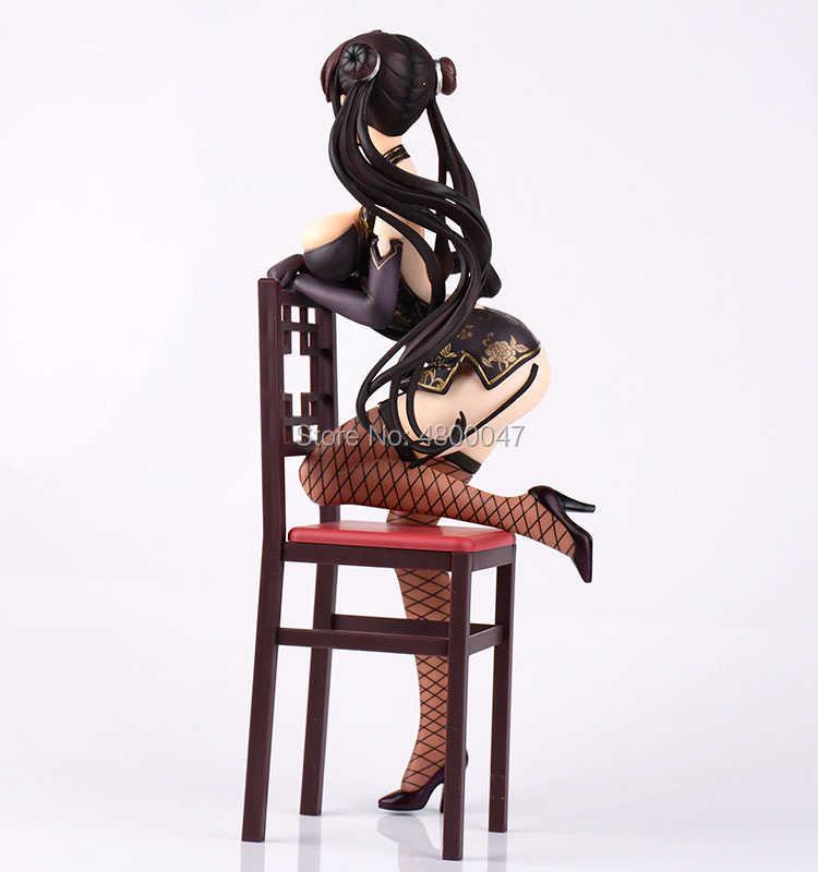 27 см Alphamax SKYTUBE Misaki Kurehito Fuyutsuki Togetsu сексуальные девушки аниме ПВХ Фигурки игрушки Аниме Фигурки игрушки для детей подарок