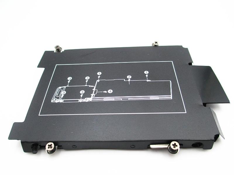 Laptop Hdd Caddy For HP EliteBook 720 725 740 745 750 755 820 840 850 G3 Zbook 14 15 17 15U G3 G4 Bracket 821665-001