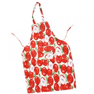 Fashion Cotton aprons kitchen and clean apron free shipping in Aprons from Home Garden