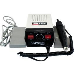 Sterke 204 met 102L handstuk Elektrische Micro Motor Dental sieraden graveren nail beauty polijstmachine School onderwijs grinder