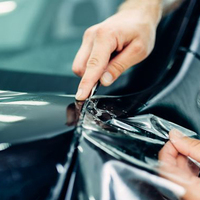 SUNICE Automotive PPF Car Paint Protective Film Anti scratch Film for Car/Furniture/Laptop 20x118 Car Wrap Film Customized