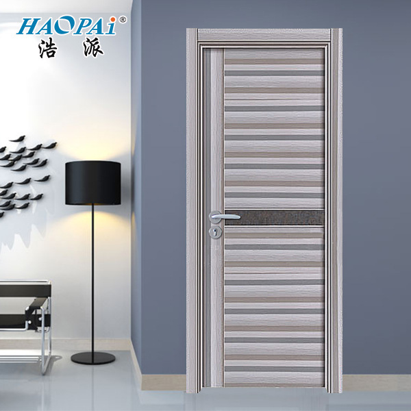 2014 Korean Fashion Aluminum Eco Eco Door Door Wood