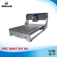 DIY CNC Engraving Machine Small Engraving Machine Frame CNC Rack Suitable For 4030T Better Than 3020T