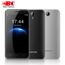 Original HOMTOM HT3 GSM/WCDMA MTK6580A Quad Core1.3GHz 5.0″ HD 720P Android 5.1 Smart phone 1GB+8GB 5MP Dual Micro SIM 3000mAh