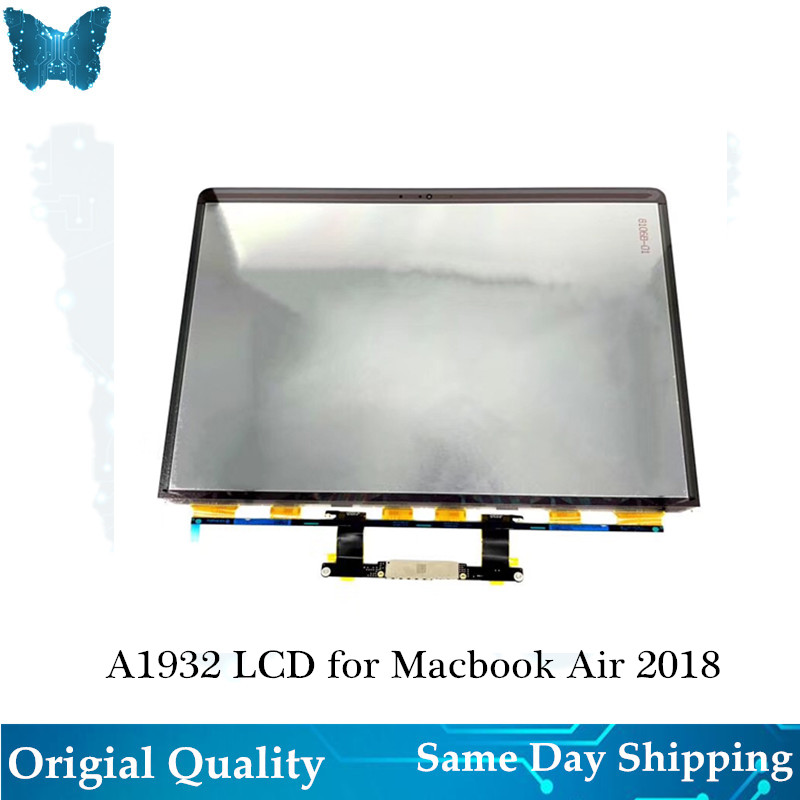 Original New Laptop Lastest A1932 LCD Screen For Macbook Air 13' LCD Display 2018