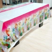 108x180cm  Princess Sofia Tablecloth Party Kids Birthday Decoration supplies