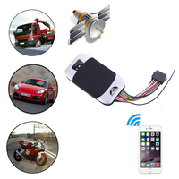 Professional 500MA Gps Tracker Car Gps Vehicle Tracker GPRS Real Time Google Maps Coban Gps