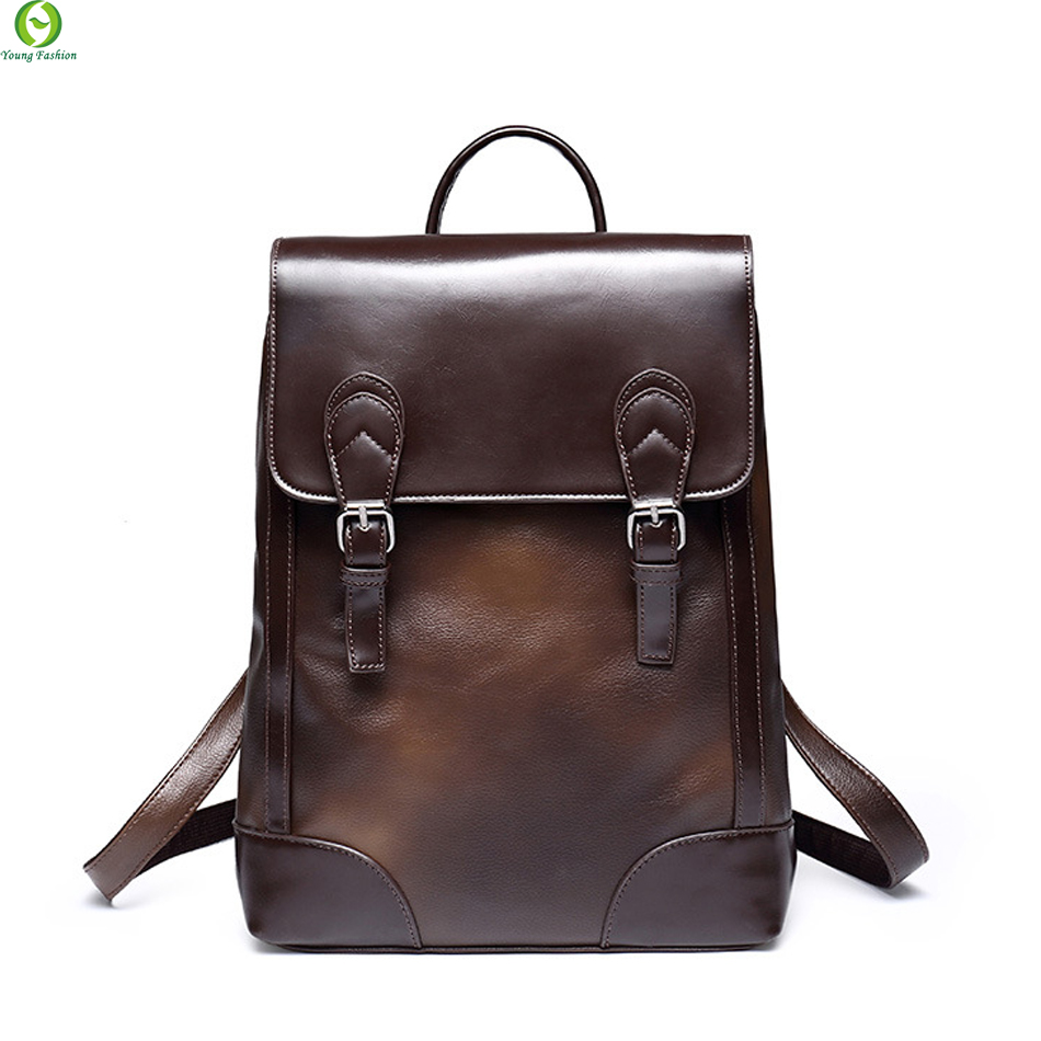 Computer Leather Backpack Promotion-Shop for Promotional Computer ...
